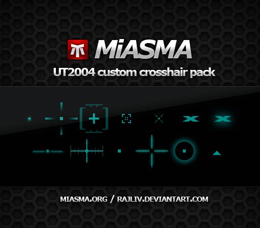 mia crosshair pack addon unreal tournament  mod db
