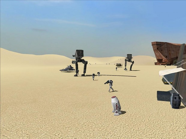 Tatooine: Outpost 3.0