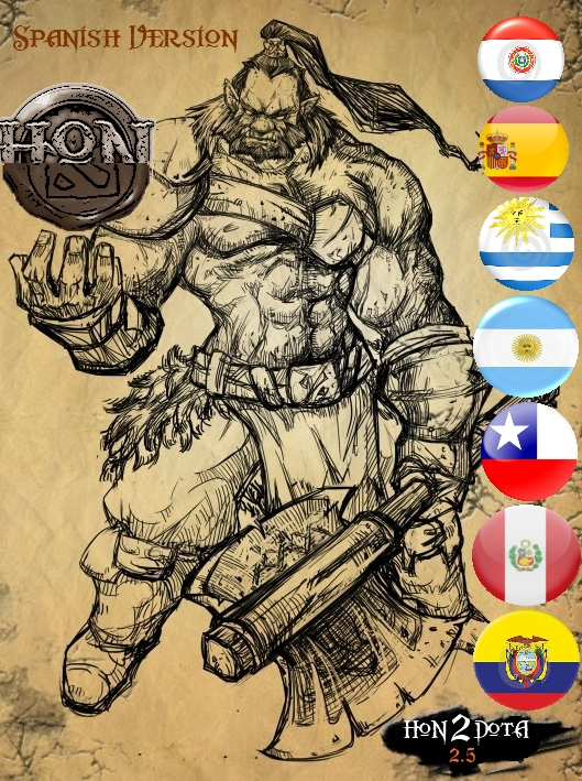 HoN 2 DotA 2.5 (Obsoleta) en Espanol