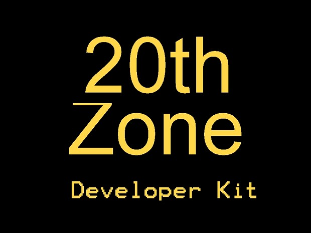 20zone Developer Kit