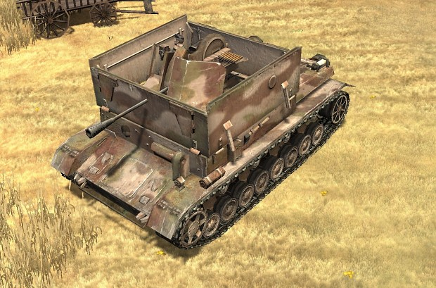 "Flakpanzer IV ""Moebelwagen"" Skin"
