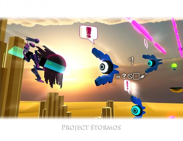 Project Stormos .220 OSX