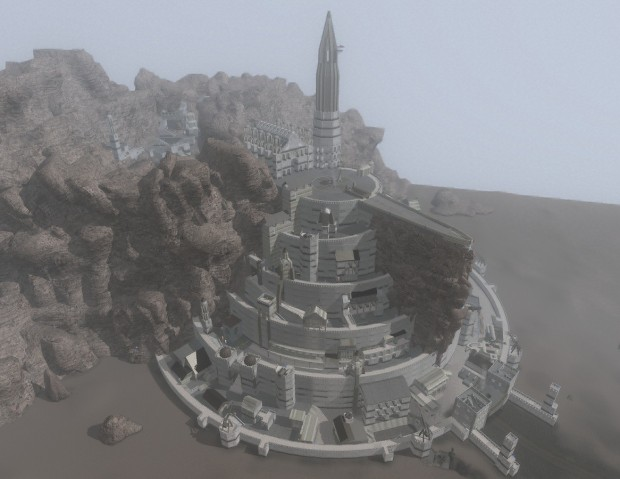 Minas Tirith 2.4