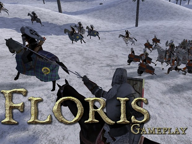 Floris Mod Pack 2.5 Gameplay Patch 1
