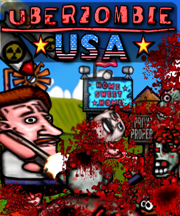 UBERZOMBIE USA (Indie Game) PC  DEMO (6 Days)