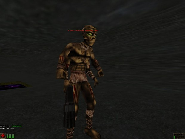 Nali Mountain Warrior for Unreal and UT99