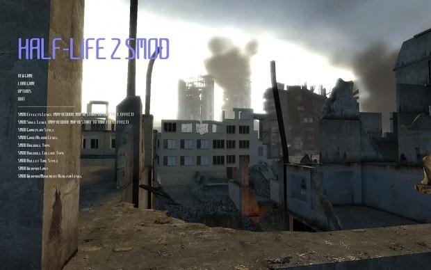 Half Life 2 SMOD (Steam Fix)