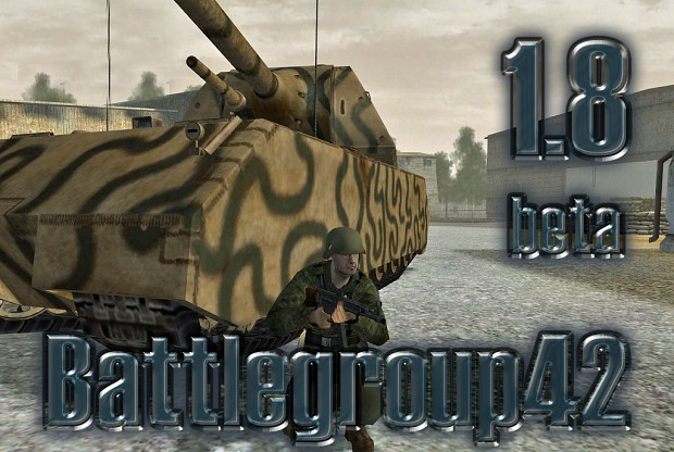 Battlegroup42 1.8 Beta: Patch