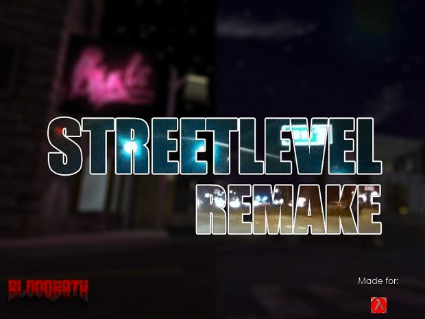 Streetlevel(Remake) 1.01