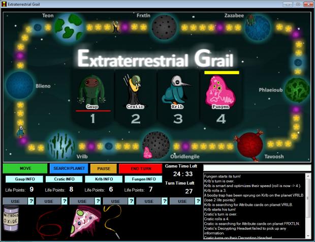 Extraterrestrial Grail version 1.1.0.3 (zip)