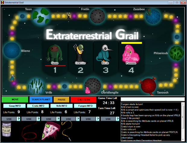 Extraterrestrial Grail version 1.1.0.3 (installer)