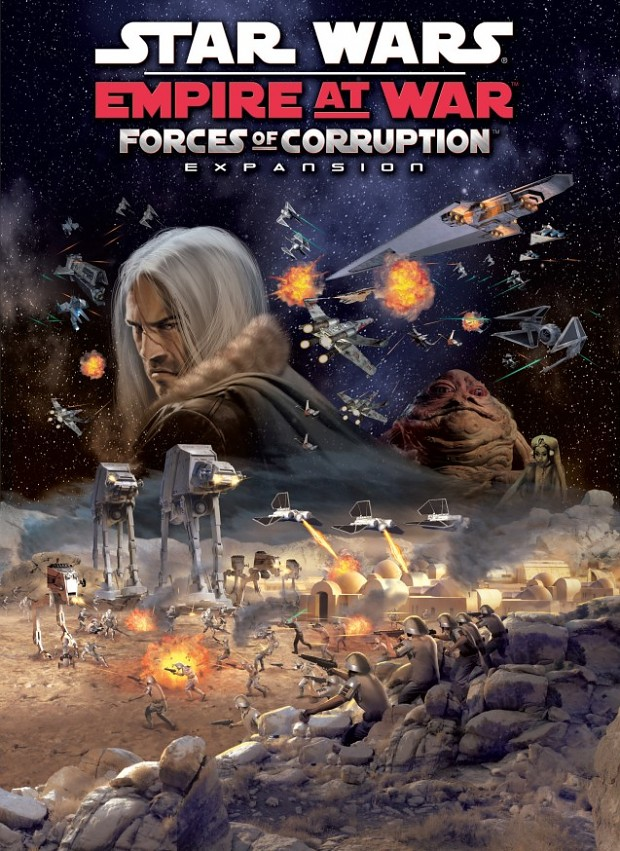 Forces of Corruption Audio Bloopers