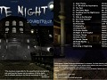 White Night Soundtrack