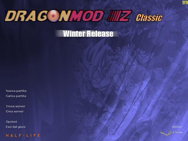 DragonMod Z classic