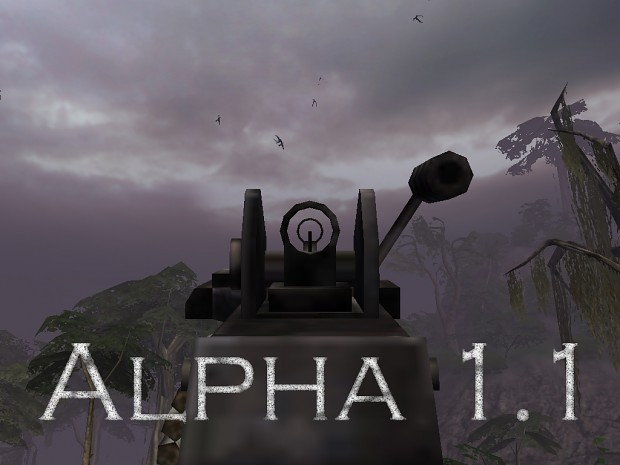 Iron Sights - Alpha 1.1 (It's OLD)