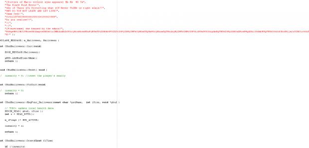 Half-Screwed Gold Source Code