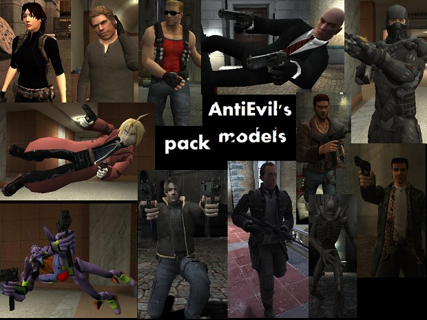 AntiEvil's model pack