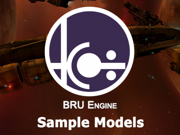 BRU Engine SDK Sample Models