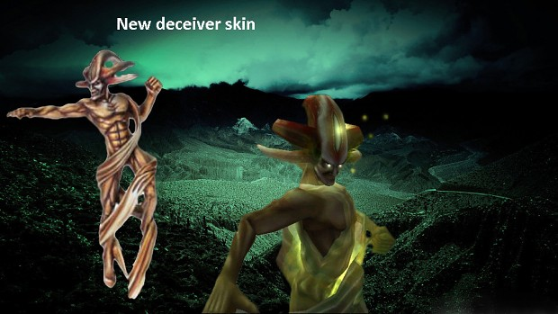 new skin for deceiver