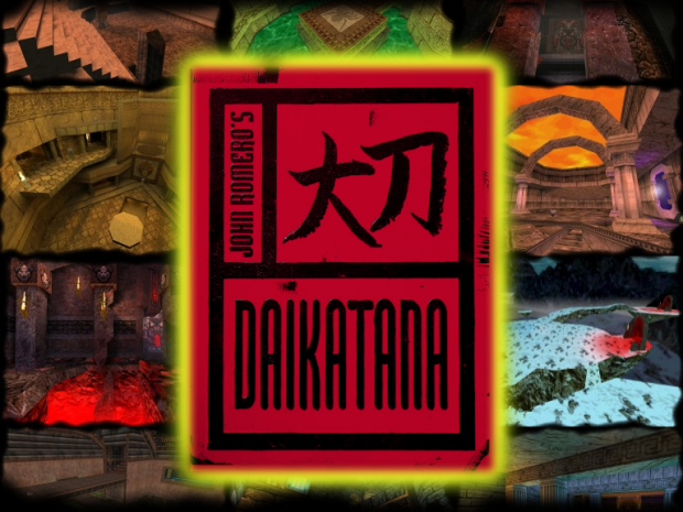 Daikatana's Official Mappack
