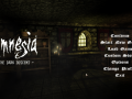 Amnesia Menu Background