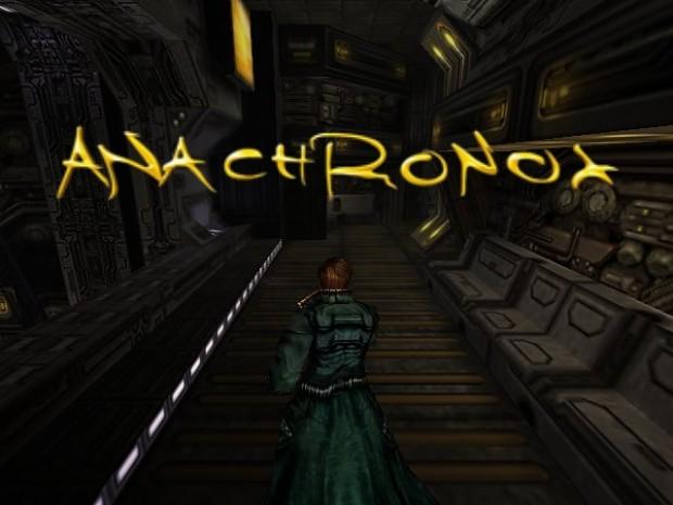 Anachronox Demo
