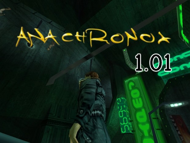 Anachronox Patch 1.01