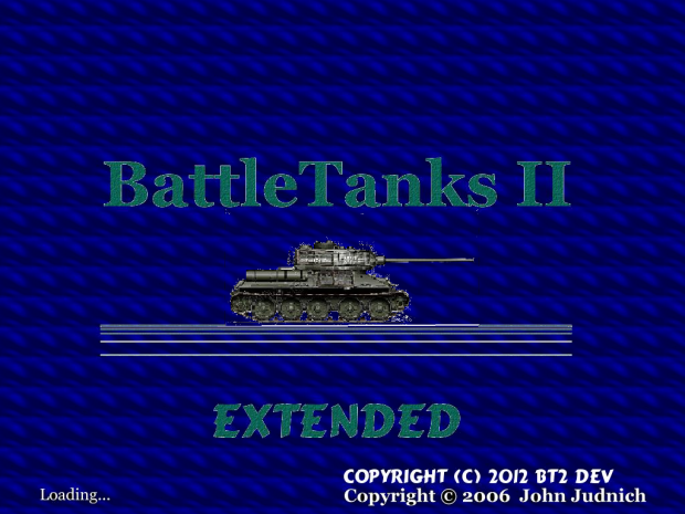 Battletanks II Extended 1.0