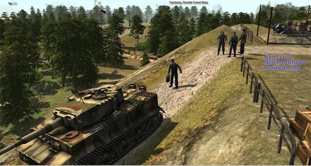 [Soviet Union] Forest Base
