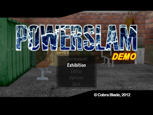 Powerslam Demo