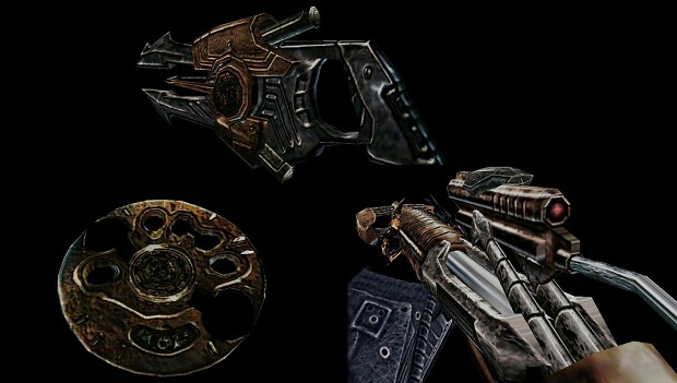 Predator Weapons Pack