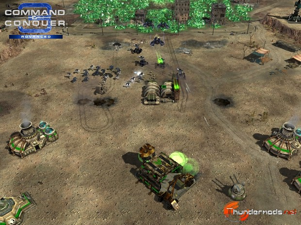 Tiberium Wars Advanced 1.71 [Outdated version]