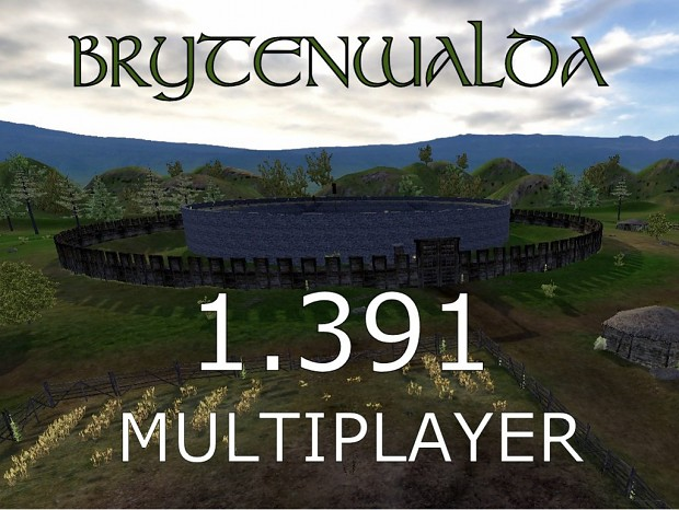 Brytenwalda 1.391 Incl. multiplayer