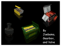 Small Models Pack