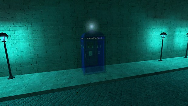 TARDIS interior v1