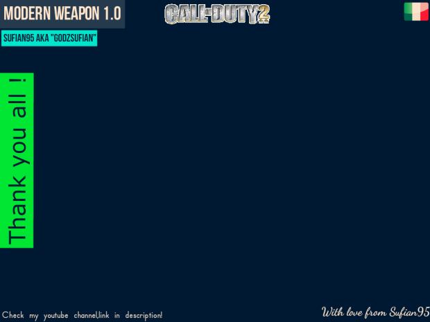 Modern weapon 1.0