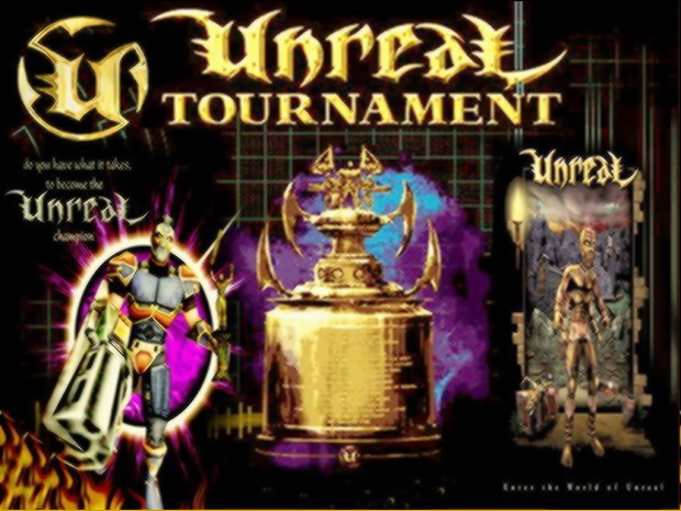 Unreal Tournament Classic Pack No.3