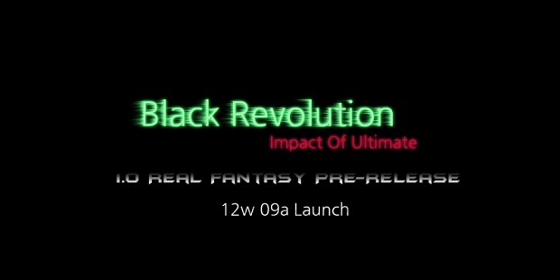 Black Revolution 1.0 Technical Alpha