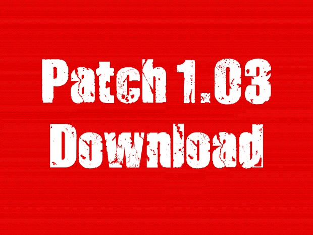 NMRiH Beta 1.03 Patch [Outdated v1.03]