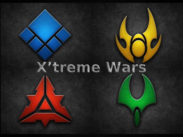 X'Treme Wars : 1.00