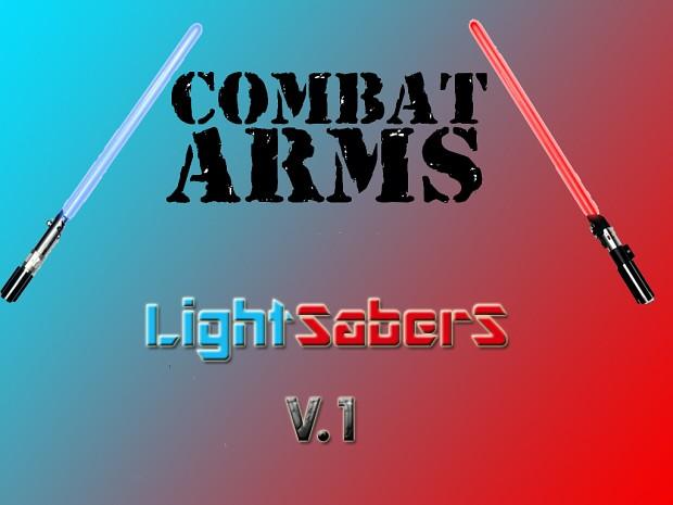 CombatArms LightSaberS Mod V.1