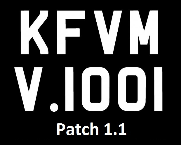 Vehicle Mod Patch 1.1