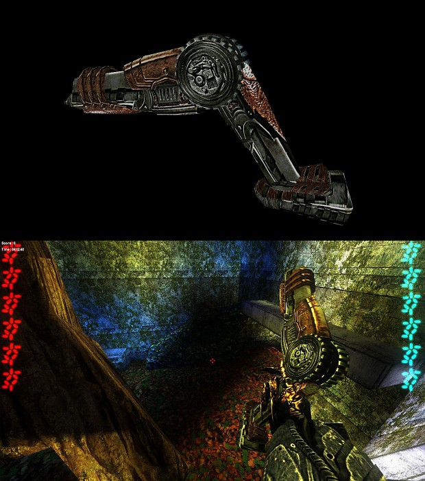 Predator Plasma Burner addon - Mod DB