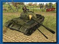 T-54 model for Men of War Assault Squad