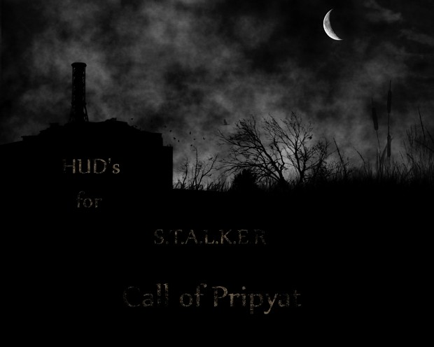 HUD's for Stalker : Call of Pripyat