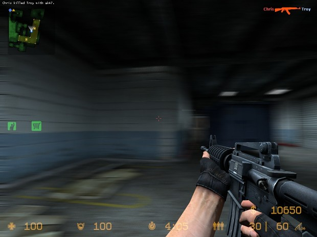 Counter Strike Motion Blur Enhanced