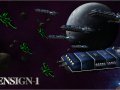 Ensign Wallpaper 1
