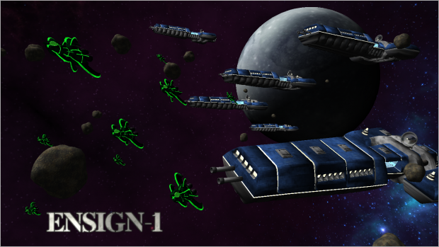 Ensign Wallpaper 1
