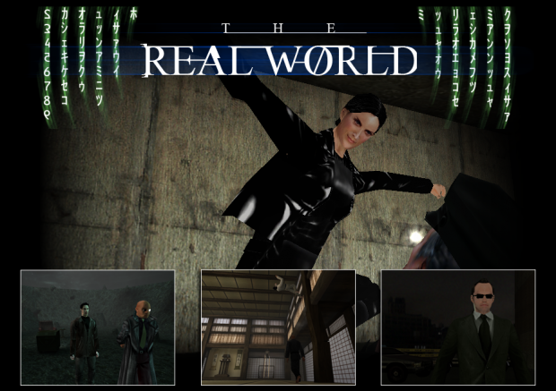 The Real World - March 2012 Demo