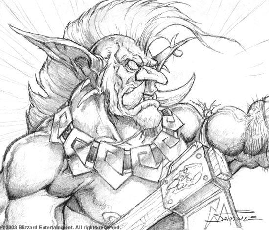 Warcraft 2.5 V0.9l Ancient Forest